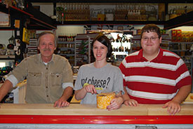 Market Square Cheese Store Wisconsin Dells