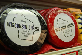 100% Wisconsin Cheese